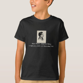 Alban Maria Johannes Berg T-Shirt