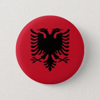 albania 2 inch round button