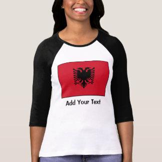 Albania - Albanian Flag T-Shirt