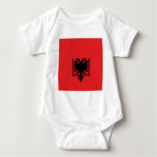 Albania All over design Baby Bodysuit