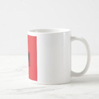 Albania All over design Coffee Mug