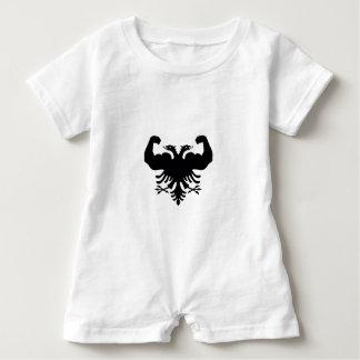Albania Baby Romper