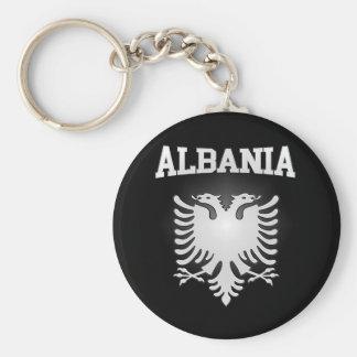 Albania Coat of Arms Keychain