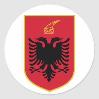 Albania Coat of Arms Sticker