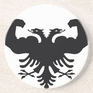 Albania Drink Coasters