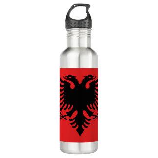 Albania Flag 710 Ml Water Bottle