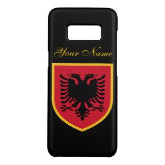 Albania Flag Case-Mate Samsung Galaxy S8 Case