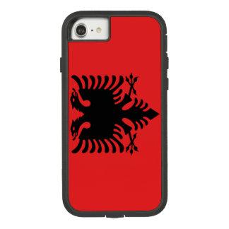 Albania Flag Case-Mate Tough Extreme iPhone 8/7 Case
