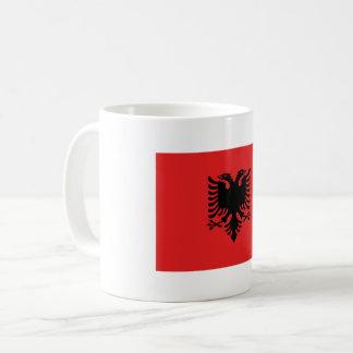 Albania Flag Coffee Mug
