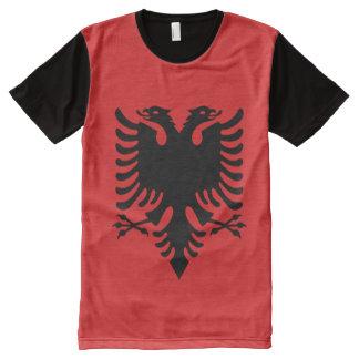Albania Flag full