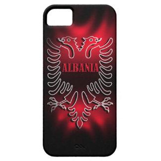 Albania Flag Iphone 5 Case-Mate Case