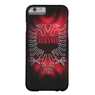 Albania Flag iPhone 6 Case