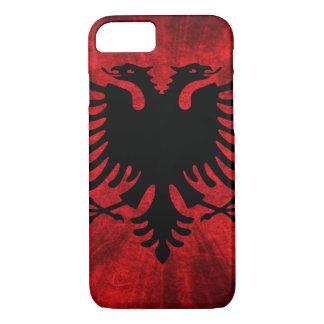 Albania Flag iPhone 8/7 Case