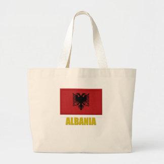 Albania Gift Large Tote Bag