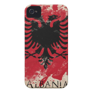 Albania iPhone 4 Case