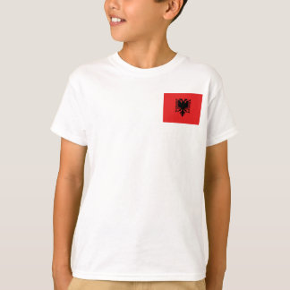 Albania National World Flag T-Shirt