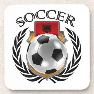 Albania Soccer 2016 Fan Gear Coaster