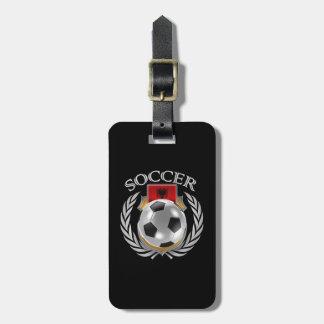 Albania Soccer 2016 Fan Gear Luggage Tag