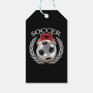 Albania Soccer 2016 Fan Gear Pack Of Gift Tags