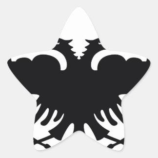 Albania Star Sticker