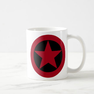 ALBANIAN AIR FORCE STAR COFFEE MUG