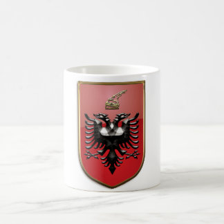 Albanian Coat of arms Coffee Mug