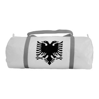 Albanian Coat of arms Gym Bag