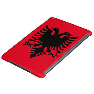Albanian Coat of arms iPad Air Cases