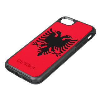 Albanian Coat of arms OtterBox Symmetry iPhone 7 Case