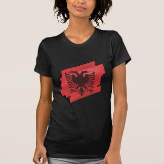 Albanian eagle flag T-Shirt