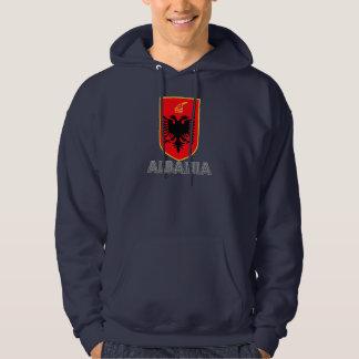 Albanian Emblem Hoodie