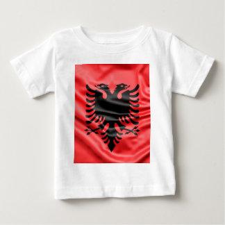 Albanian Flag Baby T-Shirt