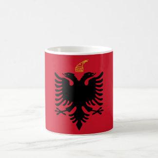Albanian Flag Coffee Mug