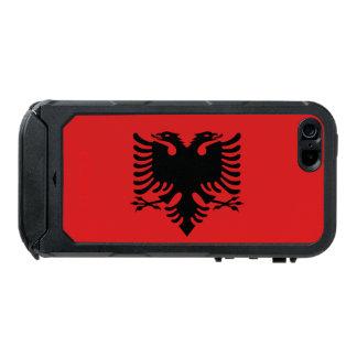 Albanian Flag Incipio ATLAS ID™ iPhone 5 Case
