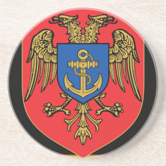 Albanian Naval Forces - Forcat Detare Beverage Coaster