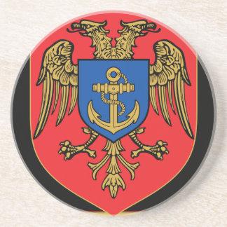 Albanian Naval Forces - Forcat Detare Coaster