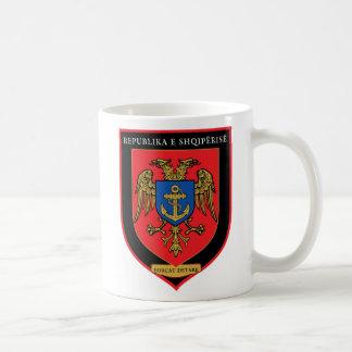 Albanian Naval Forces - Forcat Detare Coffee Mug