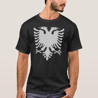 Albanian platinum Eagle T-Shirt