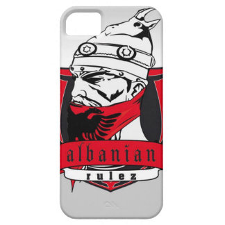 Albanian Rulez Iphone 5 iPhone 5 Case