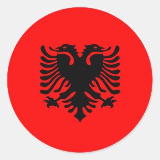 Albanian stickers