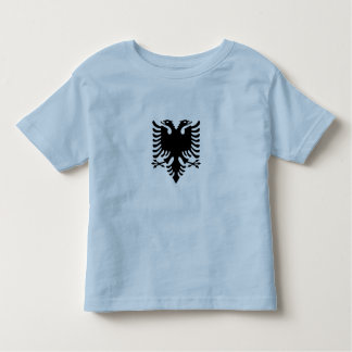 Albanian two-headed eagle toddler t-shirt