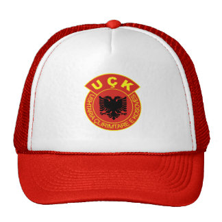 Albanian uck hat