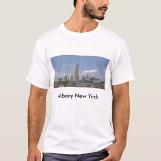 Albany downtown view May 2009, Albany New York T-Shirt