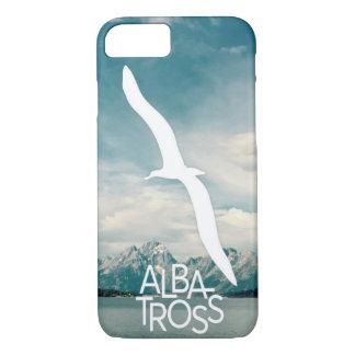 Albatross art phone case