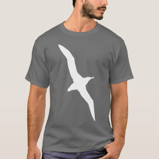 Albatross Bird T-Shirt White