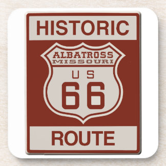 Albatross Route Sixty Six Coaster