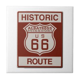 Albatross Route Sixty Six Tile