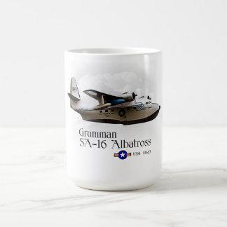 Albatross SA-16 - GRUMMAN Coffee Mug