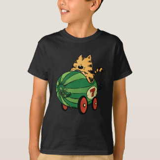 Albert and his watermelon ride T-Shirt