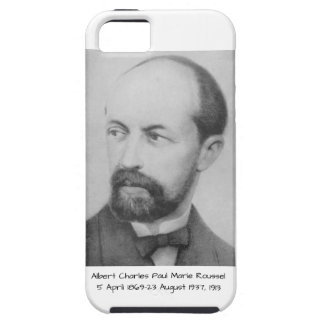 Albert Charles Paul Marie Roussel 1913 iPhone 5 Case